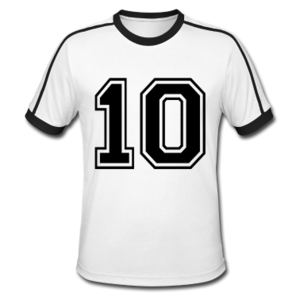 Sports Number Image
