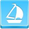 Free Blue Button Icons Sail Image