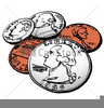 American Money Coin Clipart Pictures Image
