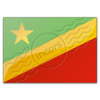 Flag Congo Republic 3 Image