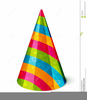 Birthday Hat Free Clipart Image