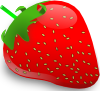 Strawberry 8 Clip Art