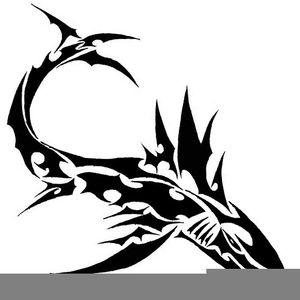 Shark tribal. Clipart free images at