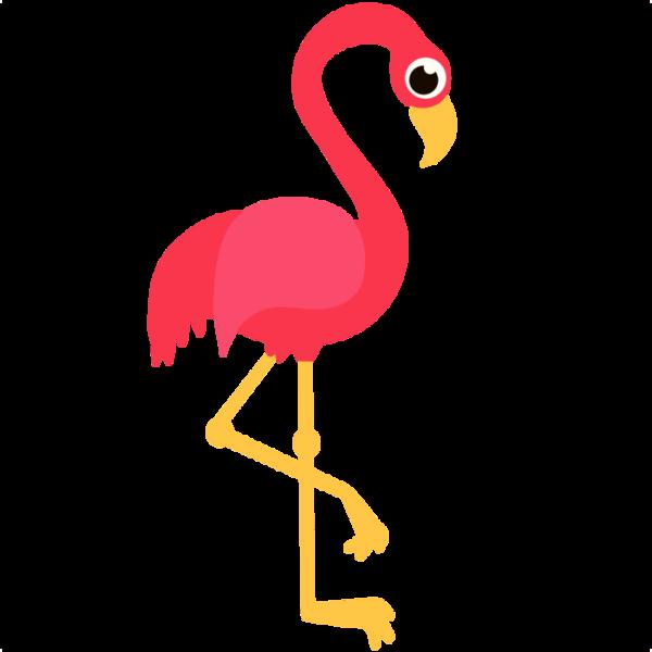 pink flamingo free images at clker com vector clip art online rh clker com flamingo clipart pictures flamingo clipart black and white