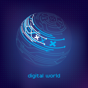 Digital World 1 Image