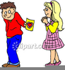 Free Clipart Boy And Girl Image