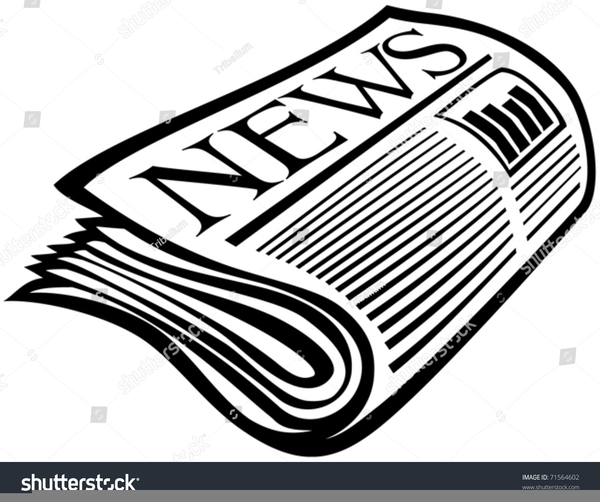 Free Clipart Images Of Newspapers