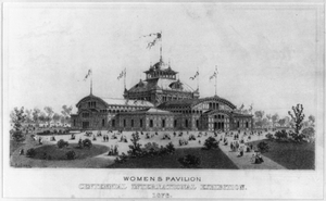 Womens Pavilion Centennial International Exhibition Image