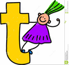 Clipart Of A Little Girl Climbing Image