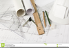 Architectural Drafting Clipart Image