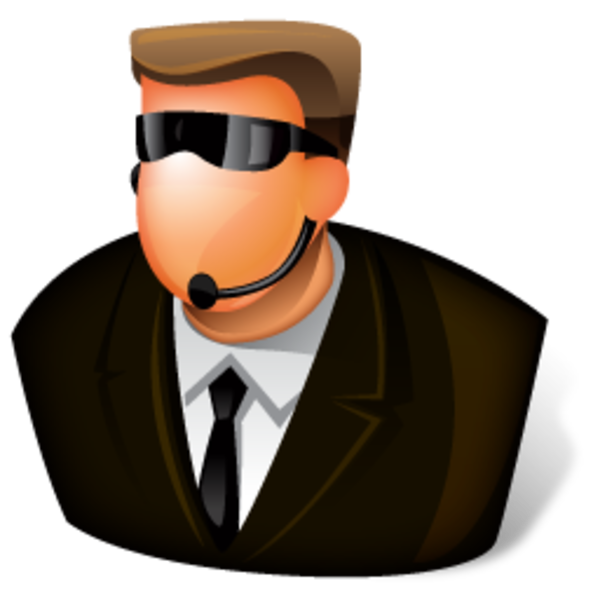 Security Guard | Free Images at Clker.com - vector clip art online ...: www.clker.com/clipart-90618.html