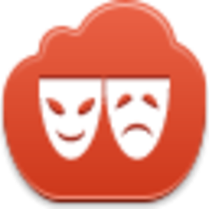 Theater Symbol Icon Image