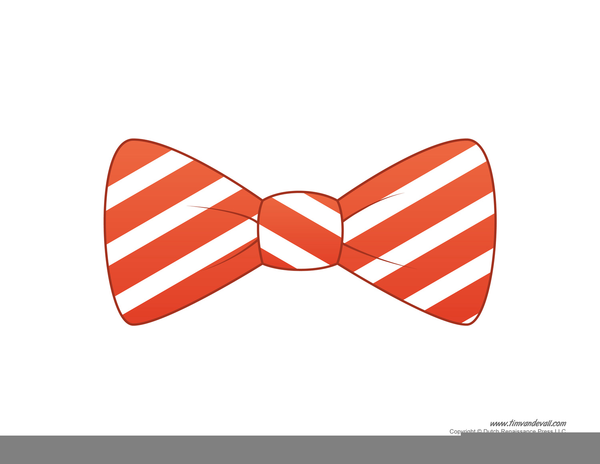 red bow tie clipart free images at clkercom vector