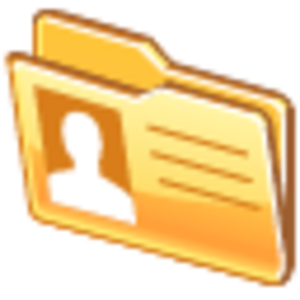 Person Details Icon Image