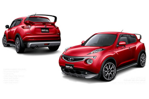 Impul Nissan Juke Red Image
