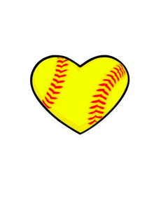I Believe Softball Image