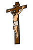 Jesus On Cross Image