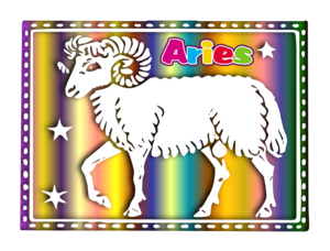 Aries Of The Zodiac Image