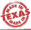 Texas Star Clipart Image