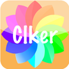 Orange Clker Logo Image
