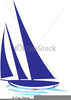 Clipart Yachts Image