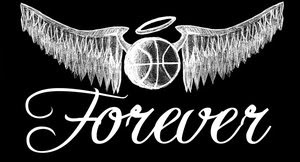 Forever Basketball By Bloody Vengea Image