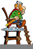 Jerry Clipart Image