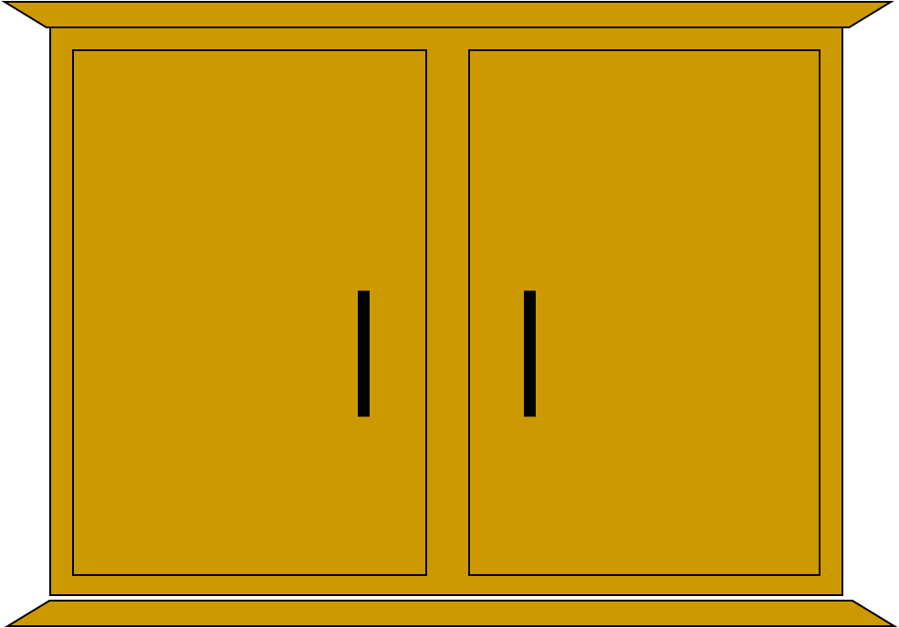 Cupboard | Free Images at Clker.com - vector clip art ...