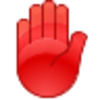 Red Hand Image