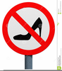Free High Heels Clipart Image