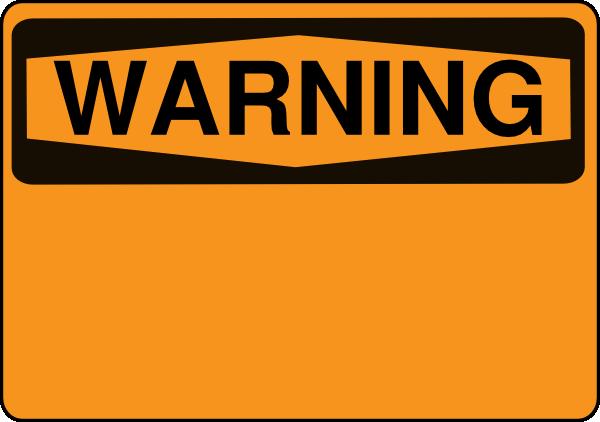 sign clip art at clkercom vector clip art online