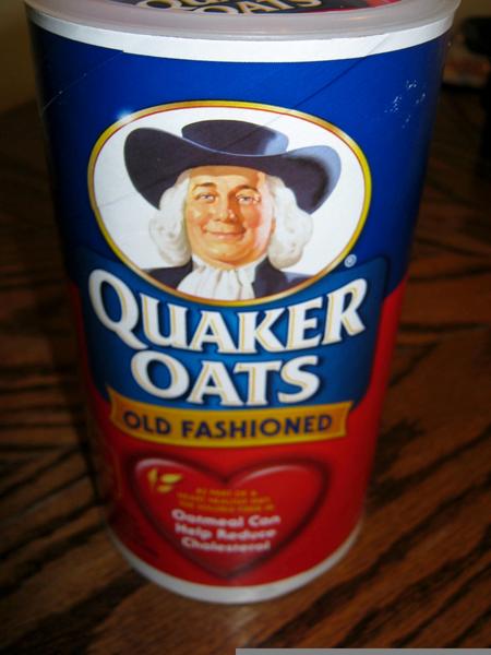 Quaker Oats Can | Free Images at Clker.com - vector clip ... Quaker Oatmeal Clip Art