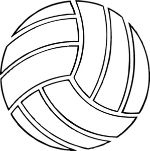 volleyball free images at clker com vector clip art online rh clker com volleyball vector image volleyball vector image