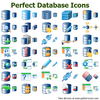 Perfect Database Icons Image