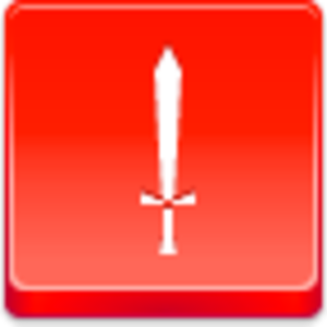 Free Red Button Icons Sword Image