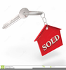 House Key Clipart Image