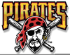 Pittsburgh Pirates Baseball Clipart Image