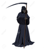 Free Grim Reaper Clipart Image