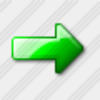 Icon Arrow Right Green 5 Image