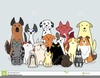 Clipart Pictures Of Dogs And Cats Image