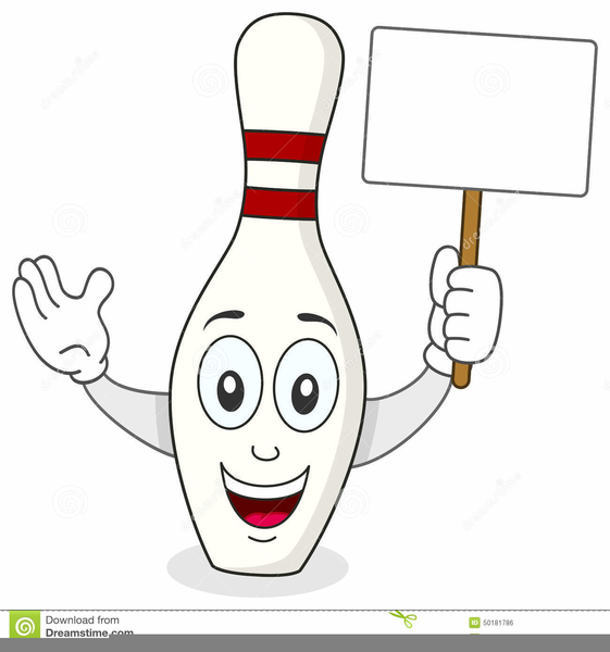 Bowling Pin Clipart Characters | Free Images at Clker.com ...