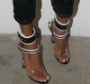 Chris Brown Toes Image
