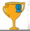Free Clipart Gold Cup Image