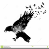Birds And Trees Clipart Image