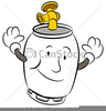 Free Propane Tank Clipart Image
