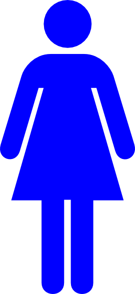 Male Symbol Color Clipart 1