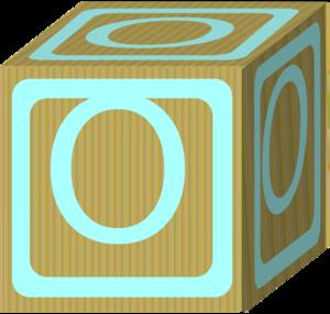 Letter Alphabet Block O Clip Art at Clker.com - vector ...