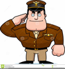 Free Animated Military Clipart Image