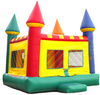 Free Clipart Bounce House Image