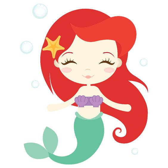 mermaid clipart free download - photo #44